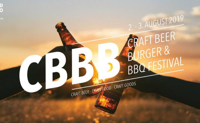 CBBB Craft Beer Burger & BBQ Festival