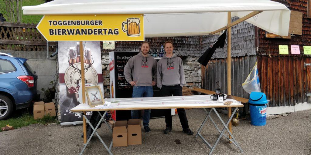 Bierwandertag_Team